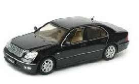 Lexus  - 2001 navy blue - 1:43 - J Collection - jmojc005 | The Diecast Company