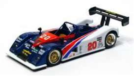 Ford  - 1999 white-blue - 1:43 - Spark - 00013 - spa00013 | The Diecast Company