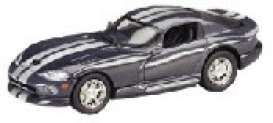 Dodge  - 2001 steel grey / silver - 1:43 - Universal Hobbies - UH3706 | The Diecast Company