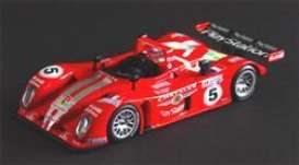 Reynard  - 2000 red - 1:43 - Spark - 00011 - spa00011 | The Diecast Company