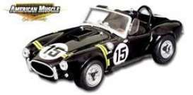 Shelby  - 1965 black - 1:18 - ERTL - ertv02984 | The Diecast Company