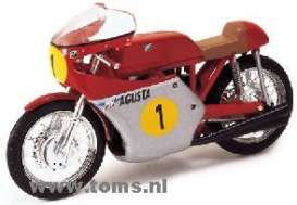 MV Agusta  - 1967 red - 1:24 - IXO Models - clb006 - ixclb006 | The Diecast Company