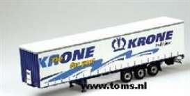 Krone  - 2000 white - 1:43 - Minichamps - 439911120 - mc439911120 | The Diecast Company