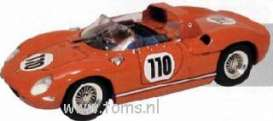 Ferrari  - 1963 red - 1:43 - Art Model - art00126 | The Diecast Company