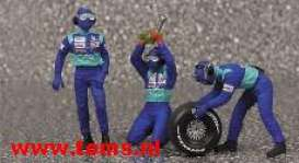 Sauber  - 2002 blue - 1:43 - Minichamps - 343100032 - mc343100032 | The Diecast Company