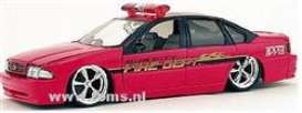 Chevrolet  - 1996 red - 1:24 - Jada Toys - 5732 - jada5732 | The Diecast Company