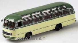 Mercedes Benz  - 1957 green/cream - 1:43 - Minichamps - 439031080 - mc439031080 | The Diecast Company