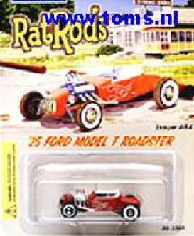 Ford  - 1925 red-brown - 1:64 - Revell - US - rmxv3389 | The Diecast Company