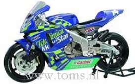 Honda  - 2003 blue - 1:10 - Guiloy - guiloy13610 | The Diecast Company
