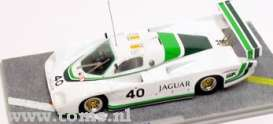 Jaguar  - 1984 white - 1:43 - Bizarre - biz00013 | The Diecast Company