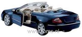 Mercedes Benz  - 2005 blue metallic - 1:18 - Kyosho - mb66962174 | The Diecast Company