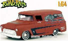 Chevrolet  - 1957 brown - 1:64 - Jada Toys - 12008-10 - jada12008-10 | The Diecast Company