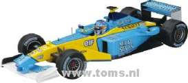 Renault  - 2002 blue/yellow - 1:18 - Universal Hobbies - UH2192 | The Diecast Company