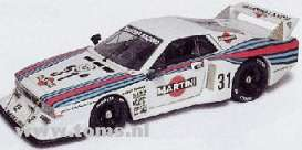Lancia  - 1981 white - 1:43 - Best - bes09230 | The Diecast Company