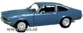 Chevrolet  - 1972 blue - 1:18 - ERTL - ertl33510 | The Diecast Company