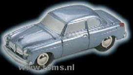 Borgward  - blue - 1:87 - Schuco Piccolo - schupic1561 | The Diecast Company