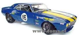 Chevrolet  - 1967 blue - 1:18 - Acme Diecast - gmp13022 | The Diecast Company