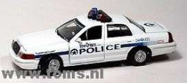 Ford  - 2000 white - 1:43 - Gearbox - gearbox27105 | The Diecast Company