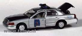 Ford  - 2000 silver - 1:43 - Gearbox - gearbox27130 | The Diecast Company