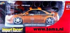 Mitsubishi  - 2003 copper-orange - 1:24 - Jada Toys - 53925c - jada53925c | The Diecast Company