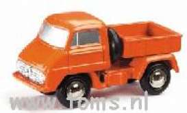Unimog  - red - Schuco Piccolo - schupic5665 | The Diecast Company