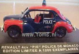 Renault  - red/blue - 1:43 - IXO Models - cof007 - ixcof007 | The Diecast Company