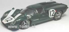 Lola  - 1967 green - 1:43 - Best - bes09247 | The Diecast Company