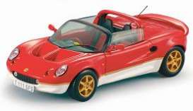 Lotus  - 1998 red - 1:18 - SunStar - 1037 - sun1037 | The Diecast Company
