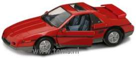 Pontiac  - 1985 red - 1:18 - Yatming - yat92588r | The Diecast Company