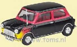 Austin  - 1959 black/red - 1:43 - Vanguards - va01308 | The Diecast Company