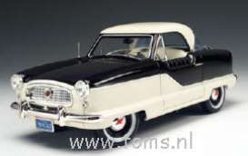 Nash  - 1959 black/white - 1:18 - Highway 61 - hw50271 | The Diecast Company