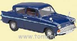Ford  - 1959 blue - 1:43 - Vanguards - va00100 | The Diecast Company
