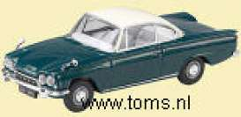 Ford  - 1961 green/white - 1:43 - Vanguards - va03406 | The Diecast Company