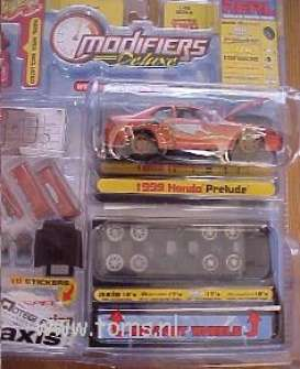 Honda  - 1999 various - 1:43 - Modifiers - modif20712 | The Diecast Company
