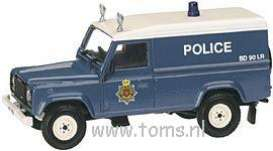 Land Rover  - blue - 1:43 - Corgi - corgi07710 | The Diecast Company