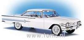 Chevrolet  - 1960 white - 1:24 - Franklin Mint - fb11sr71 | The Diecast Company