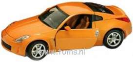 Nissan  - 2003  - 1:18 - Yatming - yat92538o | The Diecast Company