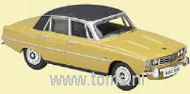 Rover  - 1974 mustard/black - 1:43 - Vanguards - va06500 | The Diecast Company