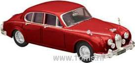 Jaguar  - 1959 red - 1:43 - Vanguards - va08403 | The Diecast Company