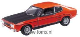 Ford  - red/black - 1:43 - Schuco Junior Line - schujl27195 | The Diecast Company