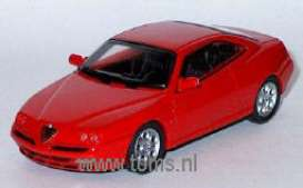 Alfa Romeo  - 2000 red - 1:43 - Top Model - top03013 | The Diecast Company