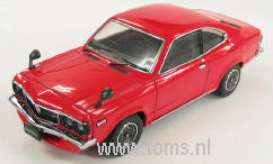 Mazda  - 1973 red - 1:43 - Ebbro - ebb43547 | The Diecast Company
