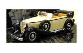 Maybach  - 1932 beige - 1:43 - Minichamps - 433039403 - mc433039403 | The Diecast Company