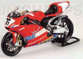 Ducati  - 2002 red/white/blue - 1:12 - Minichamps - 122020099 - mc122020099 | The Diecast Company