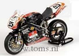 Ducati  - 2003 black - 1:12 - Minichamps - 122031255 - mc122031255 | The Diecast Company