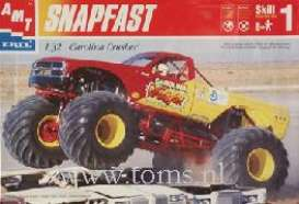 Chevrolet  - red/yellow - 1:32 - AMT - s30040 - amts30040 | The Diecast Company