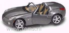 Pontiac  - 2005 metallic grey - 1:18 - Yatming - yat92678gy | The Diecast Company