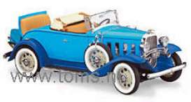 Chevrolet  - 1932 blue - 1:24 - Franklin Mint - fb11c371 | The Diecast Company