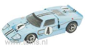 Ford  - 1967 blue - 1:43 - Bang - ban07334 | The Diecast Company