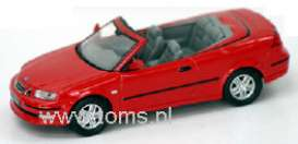 Saab  - 2004 red - 1:43 - Yatming - yat94245r | The Diecast Company